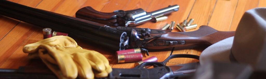 CZ Hammer Coach Gun Beauty Shot