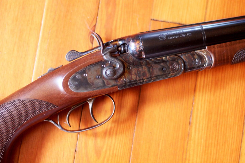 CZ Hammer Coach Shotgun Detail