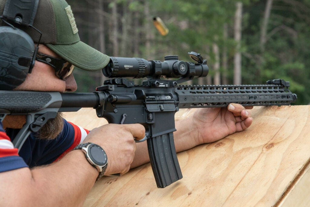 Sanctuary gun laws are designed to prevent federal regulations on modern sporting rifles.
