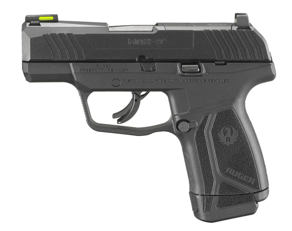 Ruger Max 9 micro pistol