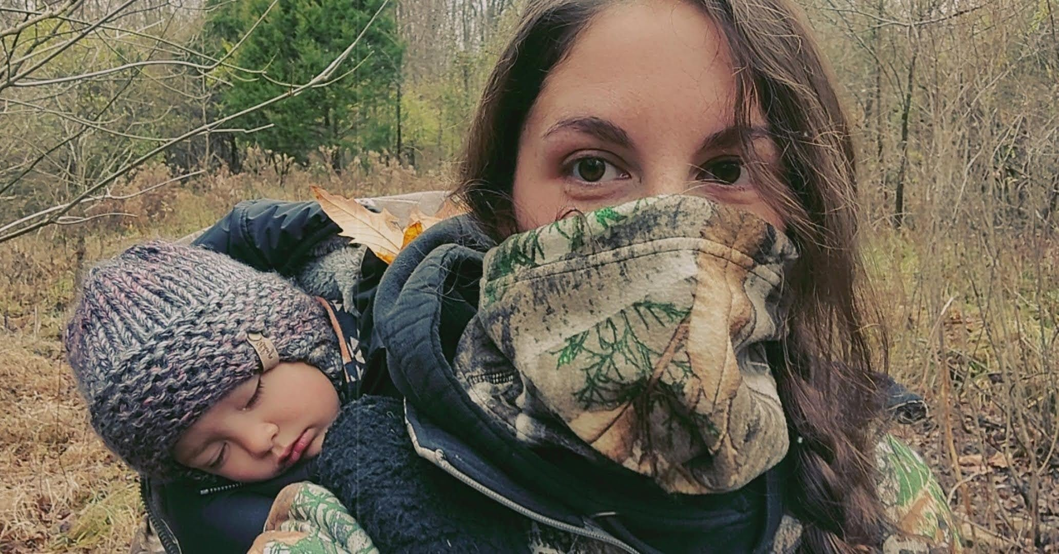 Hunting with kids is a lot of work, but rewarding.