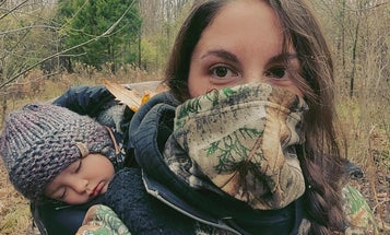 The Secret to Hunting with Kids Is Low Expectations