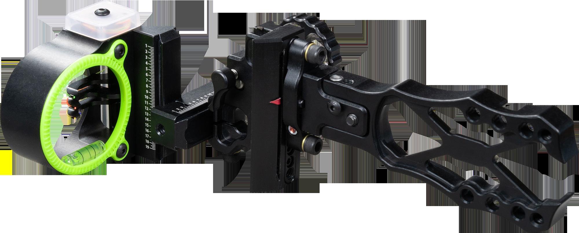 Black Gold Pro Hunter HD bow sight.