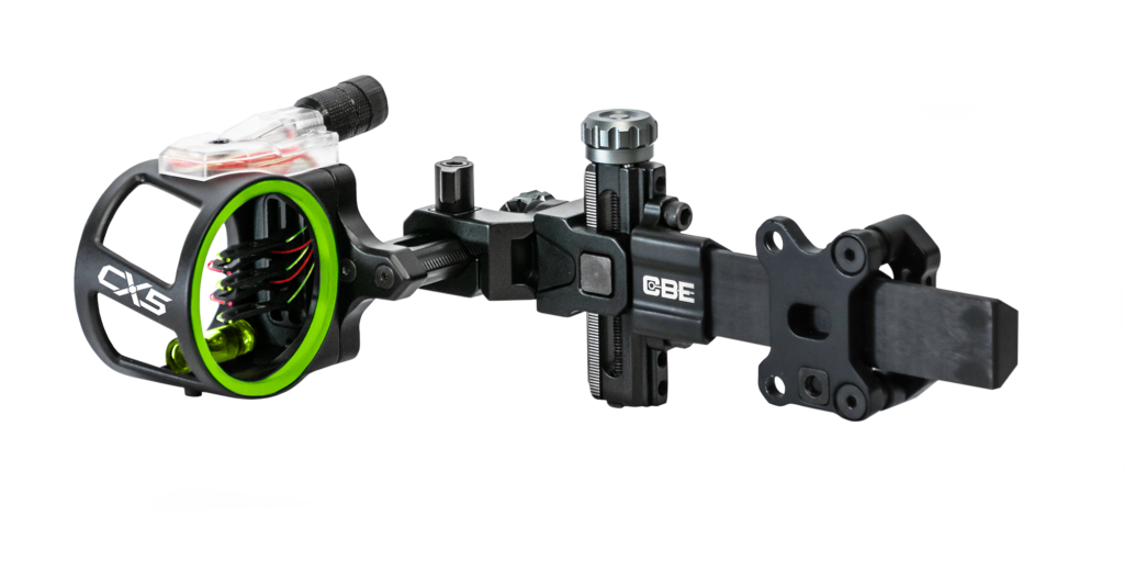 CBE CX5 bow sight