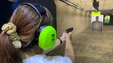 Taking new shooters, like your wife and mother-in-law, to the range can be surprisingly useful.