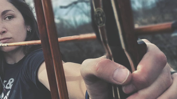 Traditional bowhunting is as ethical as the hunter.