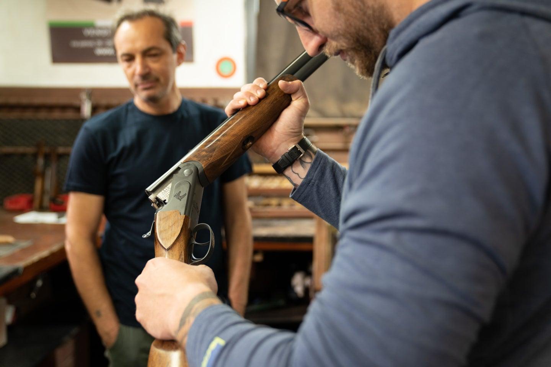 A bespoke shotgun is a legacy piece.
