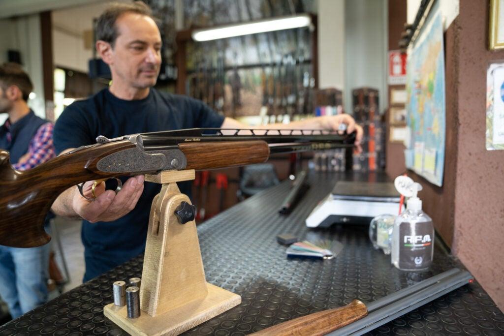 Multiple European countries and the U.S. build bespoke shotguns.