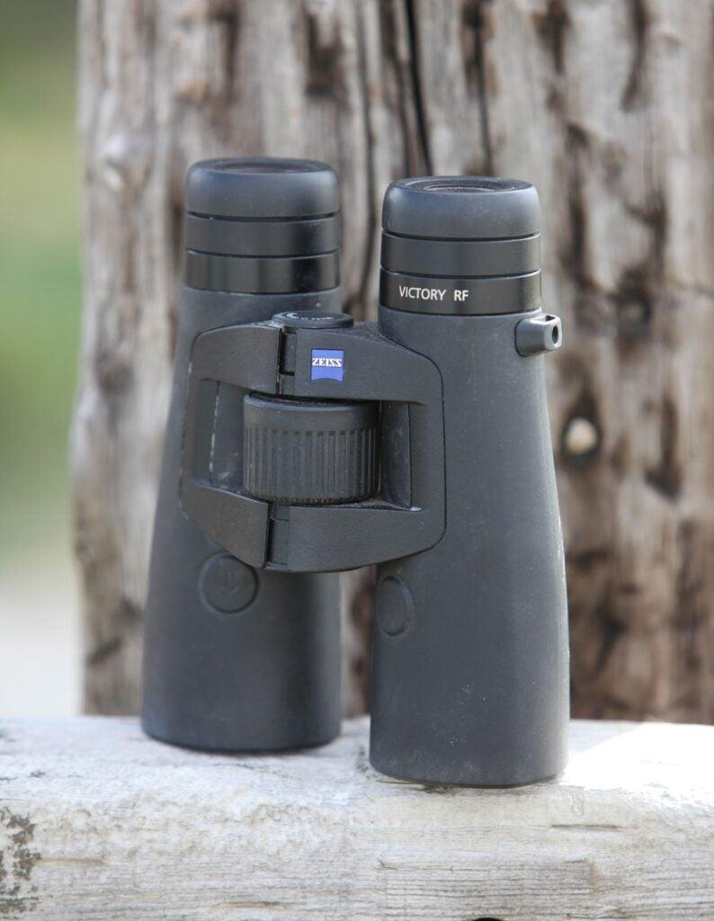 A pair of Zeiss Victory RF binoculars