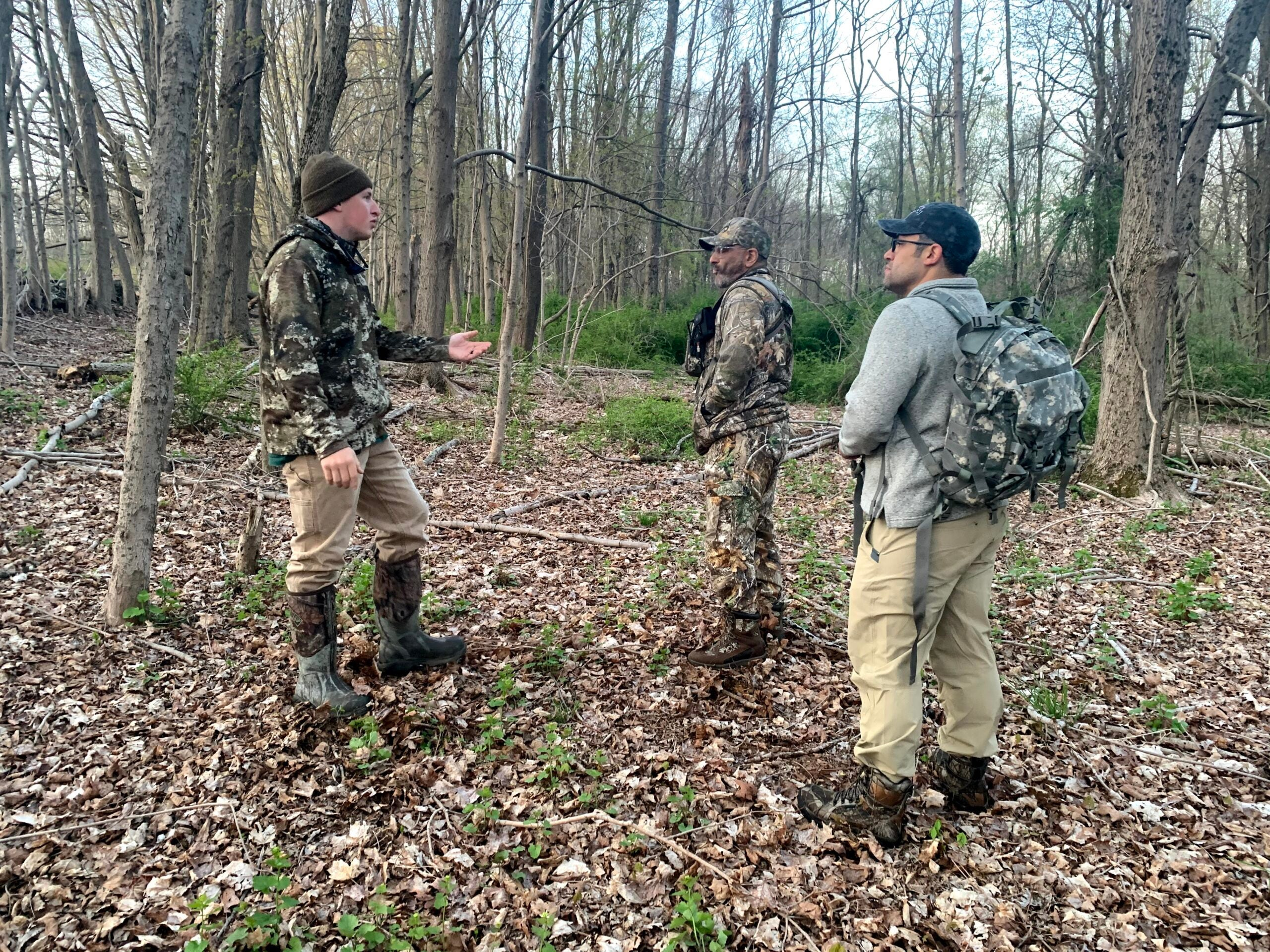 Having a hunting mentor is a big help, but the first solo season can be tough.
