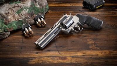 Colt Anaconda .44 Magnum Review
