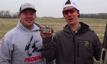 The Gould Brothers Just Set a Clay-Target World Record with Federal TSS