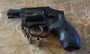 +P Ammo for Self Defense