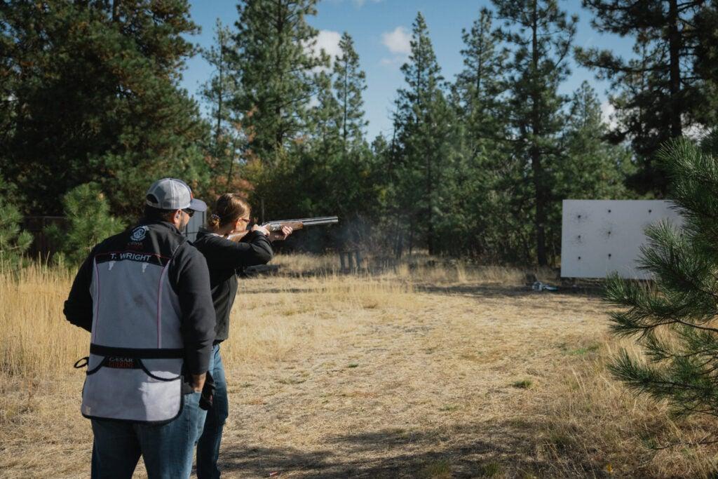 Some gun companies are building guns for women.
