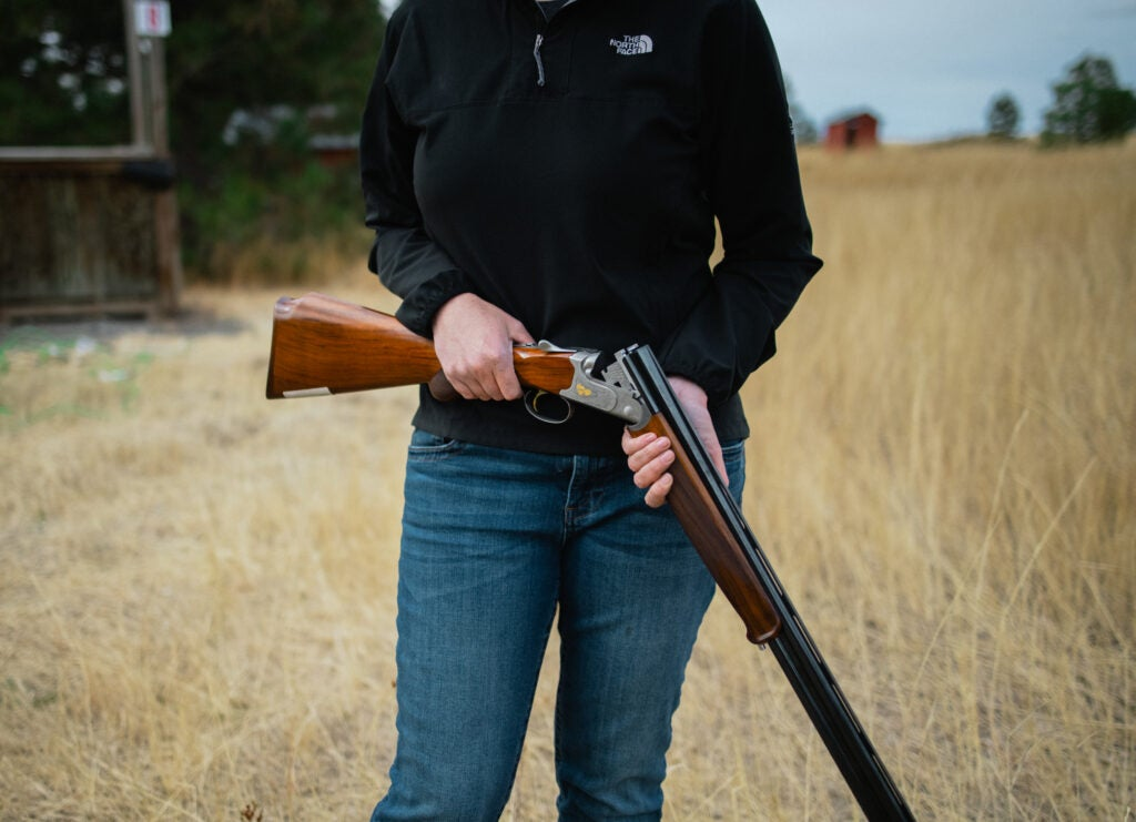Let's clear up some myths about female shotguns.
