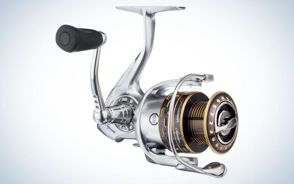 Pflueger Supreme spinning fishing reel