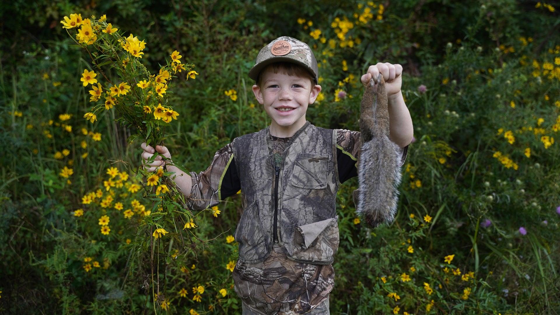 Take advantage of spring squirrel hunting seasons.