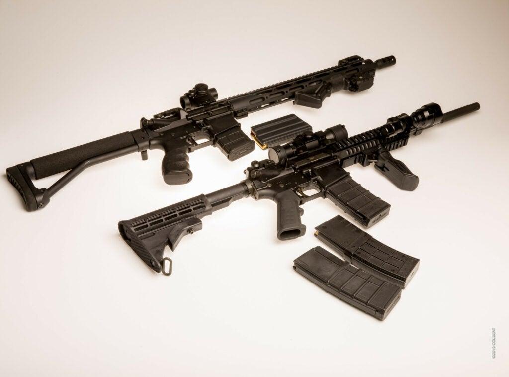 Gun legislation has changed mightily since the lat 1980s.
