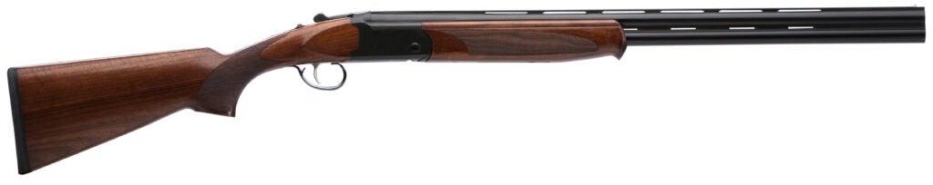 The 555 is a tough shotgun.