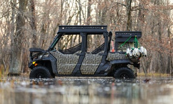 Addison Edmonds Set Out to Make Can-Am's Defender the Ultimate Side-by-Side for Duck Hunters