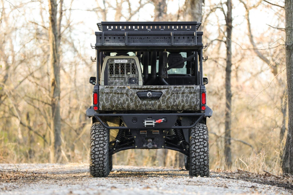 Tow packages a re a critical component of buying a UTV.