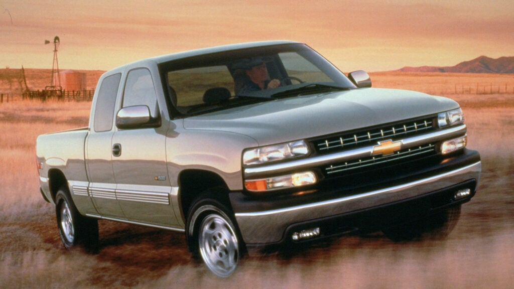 Half-ton Chevy's have proven themselves time and again.