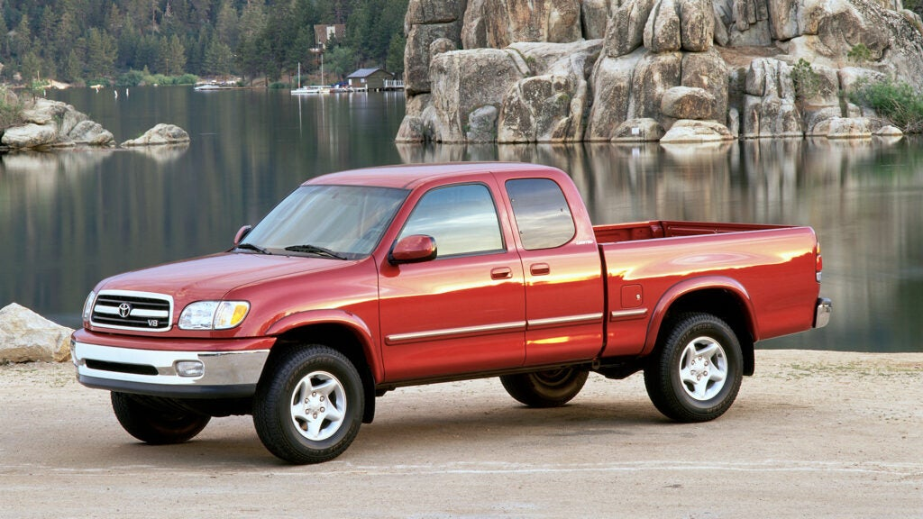 Look for more affordability in a Tundra.
