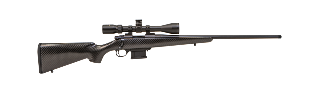 Howa Carbon Stalker Rifle.