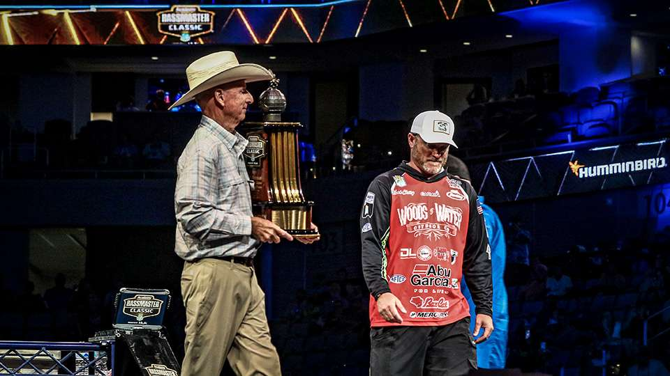 These Were the Bass Lures and Fishing Tactics Used to Win the 2021 Bassmaster Classic