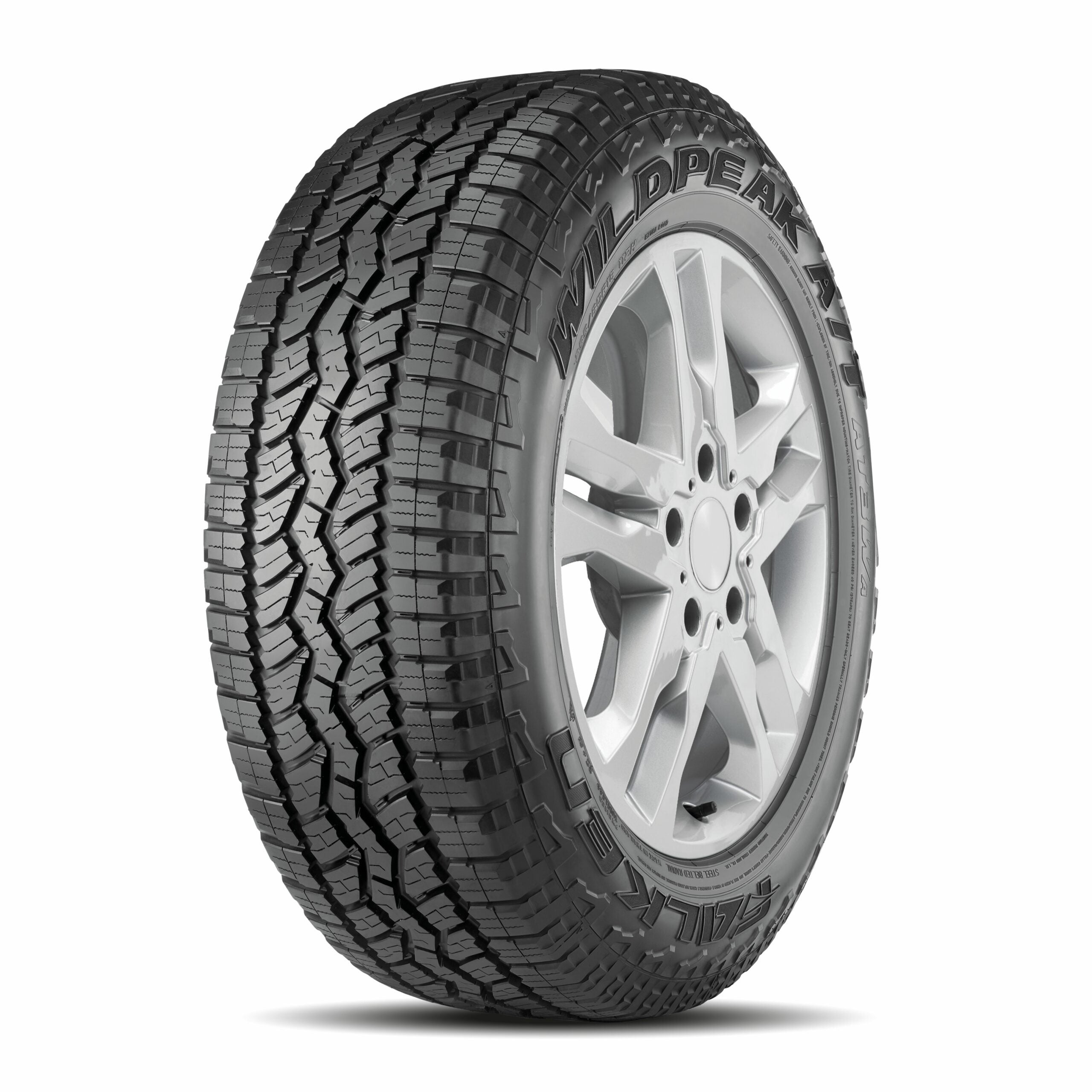 Expect to pay a little more for Falken tires.