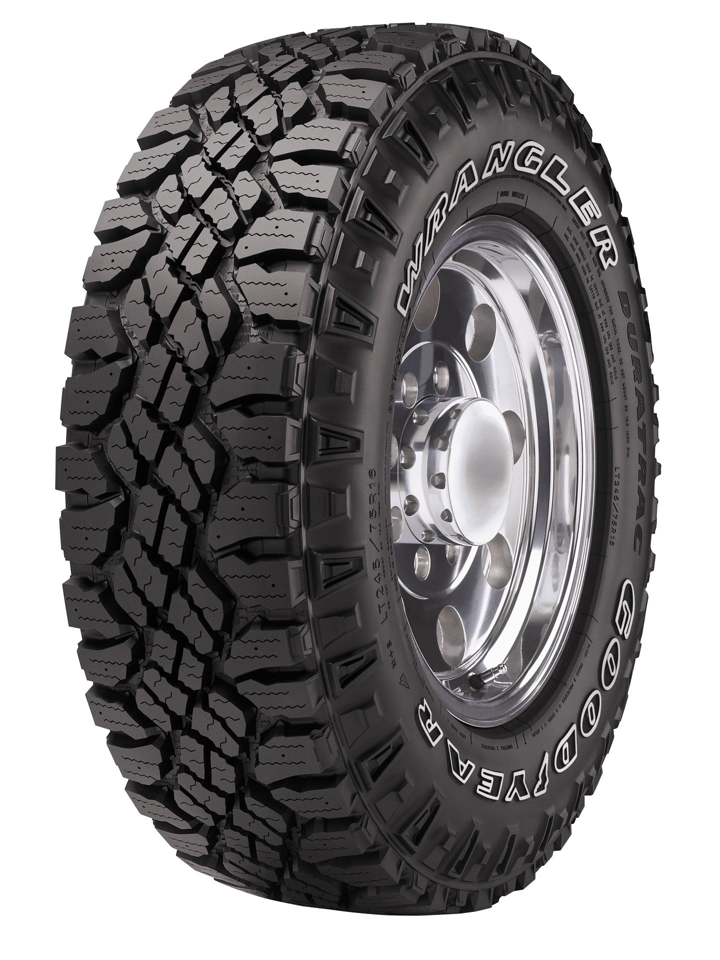Expect to get plenty of use out of these tires if you spend a majority of the time off-road.