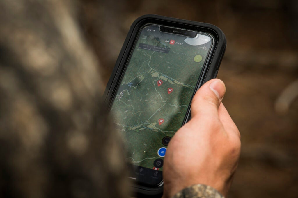 Research hunting land and buying property on OnX hunt.