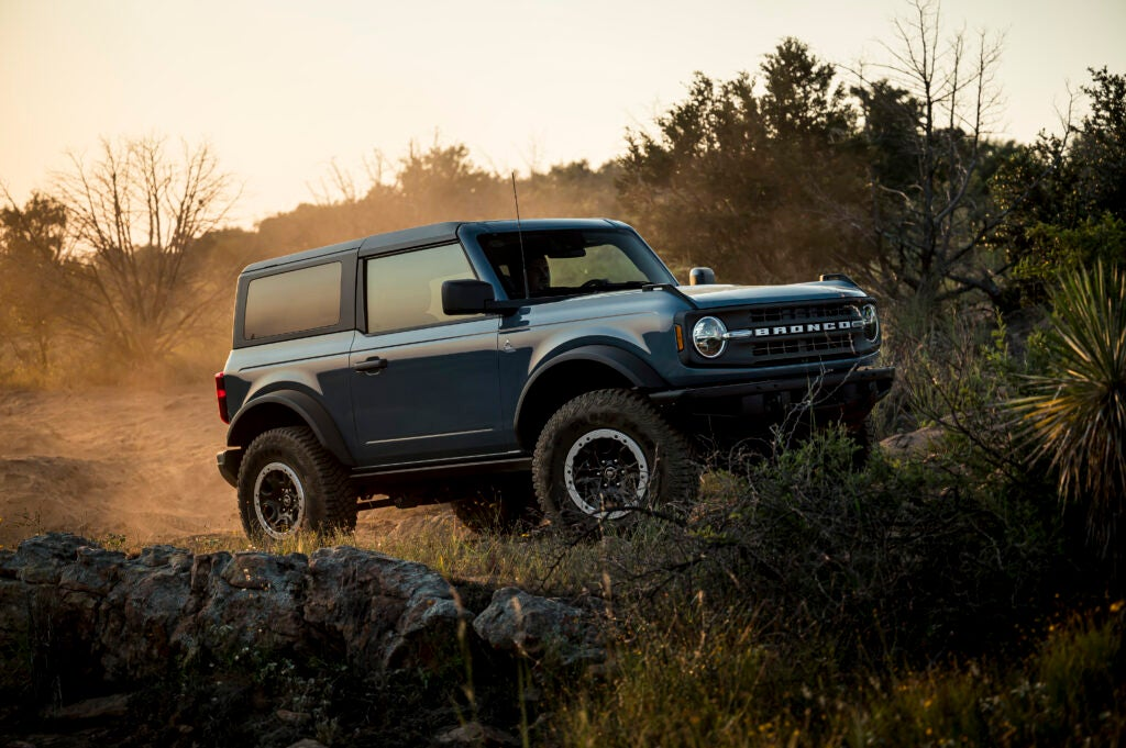 Here are the best upgrades for your Bronco.