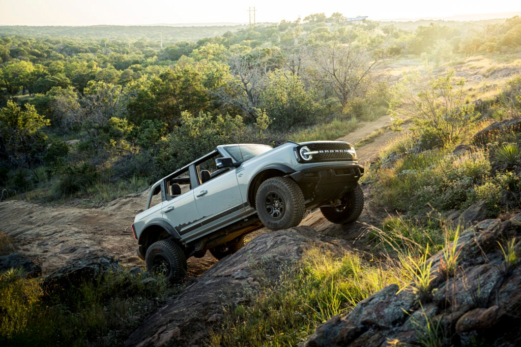 Ford didn't cut any corners with the Bronco.