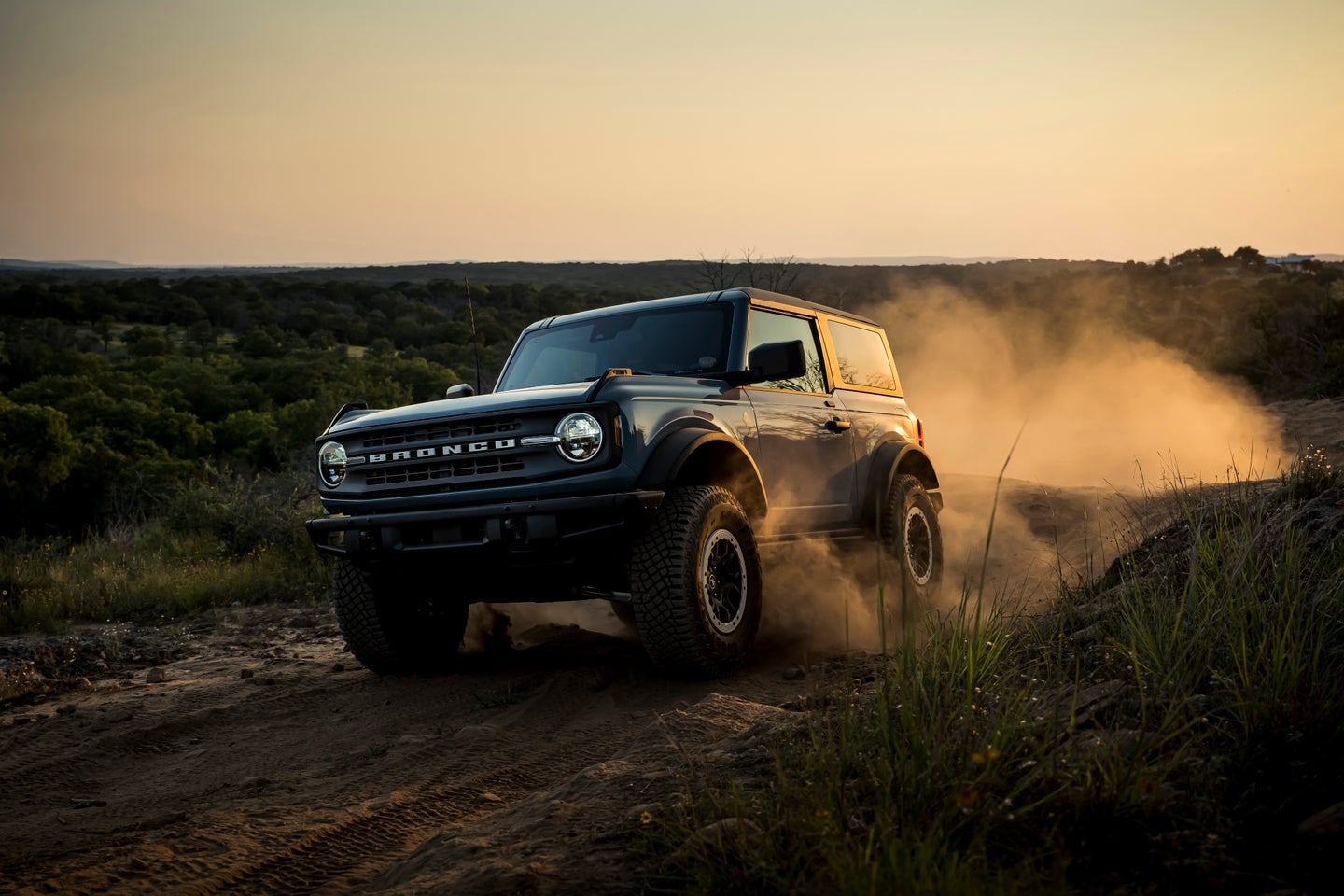 Ford's Bronco is being touted as the most capable 4x4 ever.