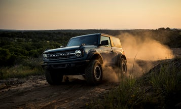 Truck Review: Ford's New Bronco Is the Ultimate 4×4