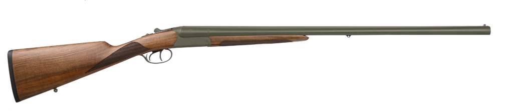 The CZ Bobwhite is a durable double gun.