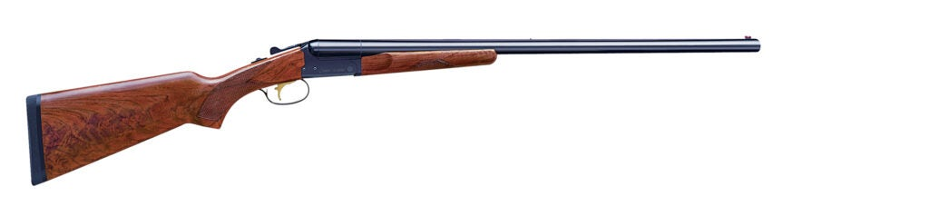 Stoeger's Uplander is an affordable double.
