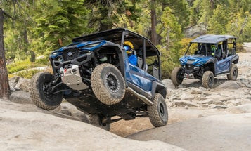 ATV Review: Yamaha's Wolverine RMax-2 Is Put to the Test on the Rubicon Trail