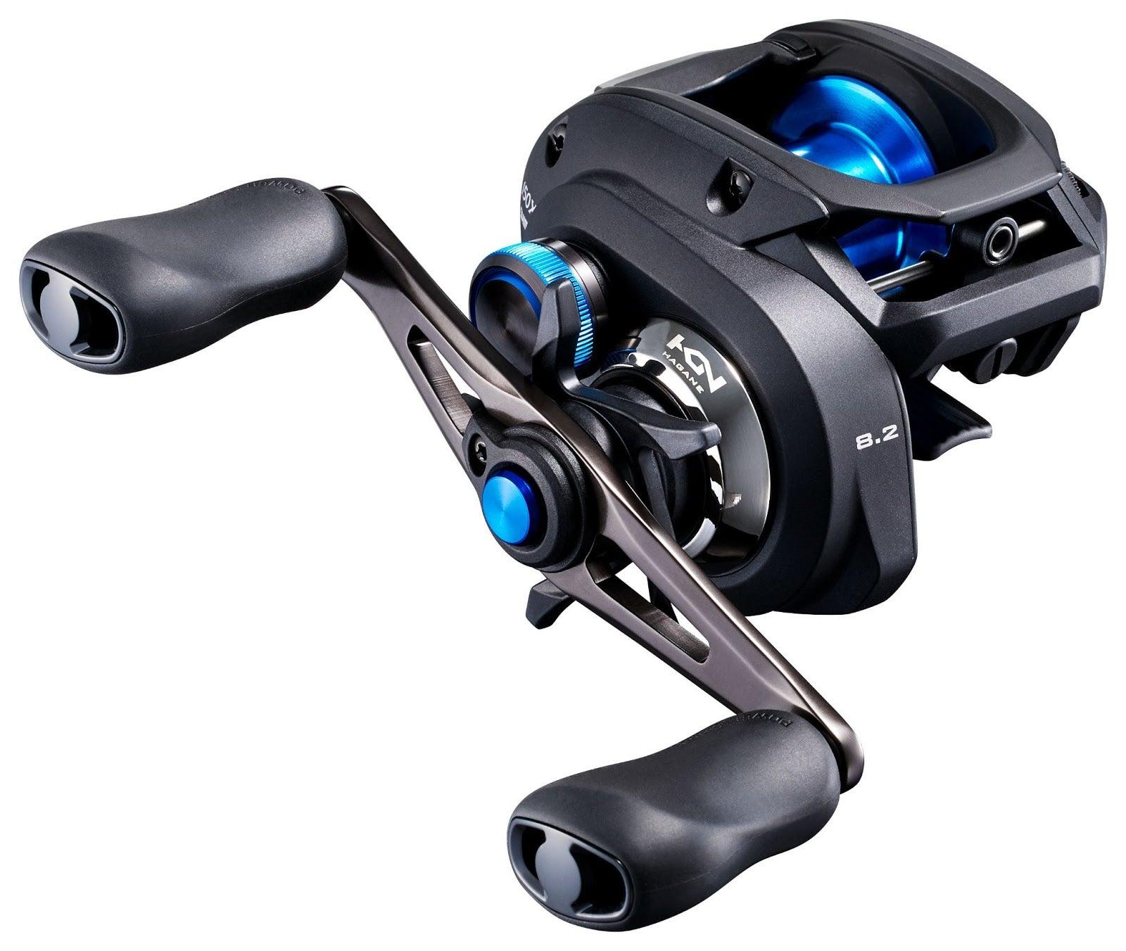 Shimano SLX DC fishing reel