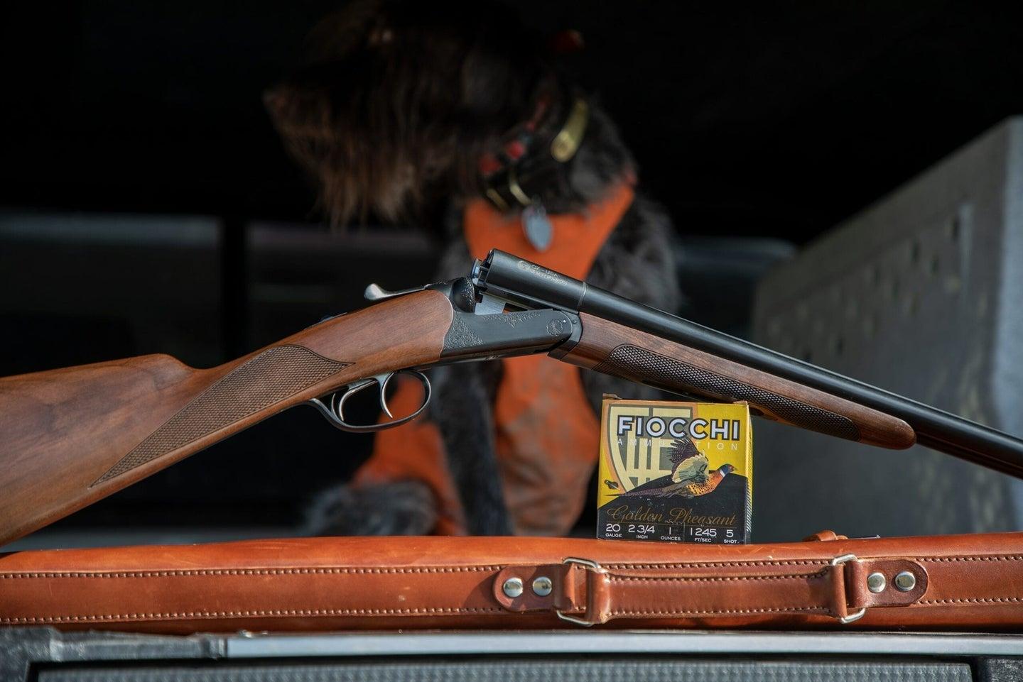 There are a handful of affordable side-by-side shotguns out there, including the CZ bobwhite.