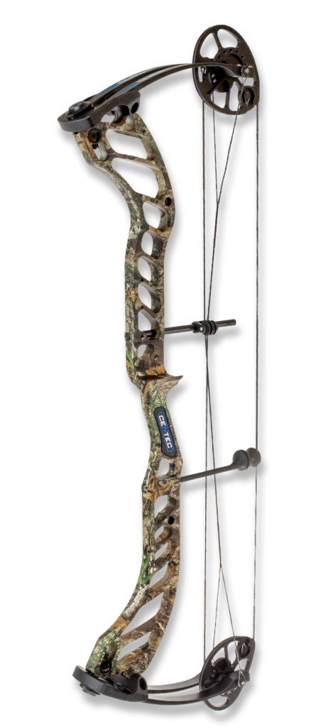 Quest Centec best youth compound bow product photo.