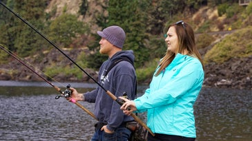 Hunting4Connections is a dating site for outdoor enthusiasts, including hunters and anglers.