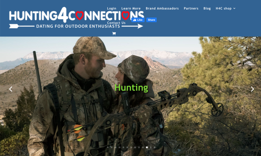 hunting4connections website