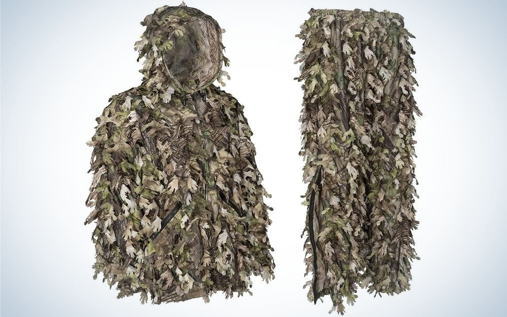 the best hunting camo suit with breathable shell