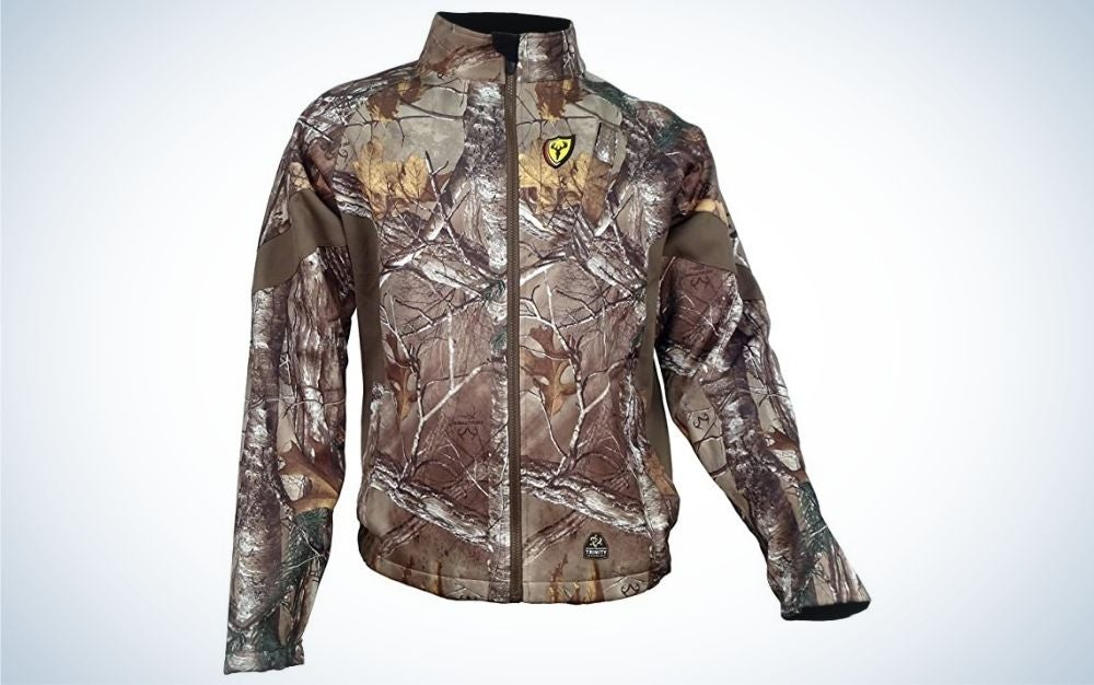 Knock out the best hunting camo jacket