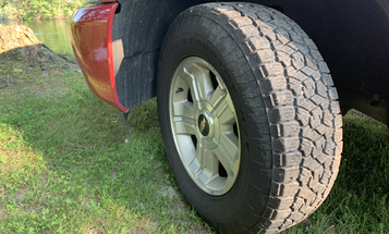 Truck Tire Review: Toyo Open Country A/T III