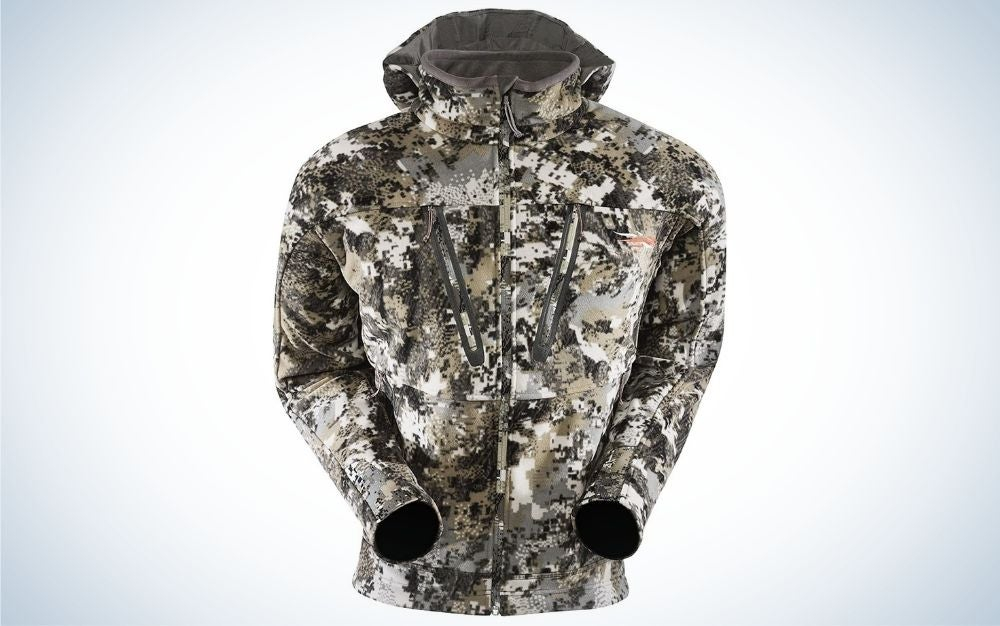the best hunting camo jacket with removable hood