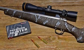 Gun Review: Kimber Hunter Pro Desolve Blak Rifle