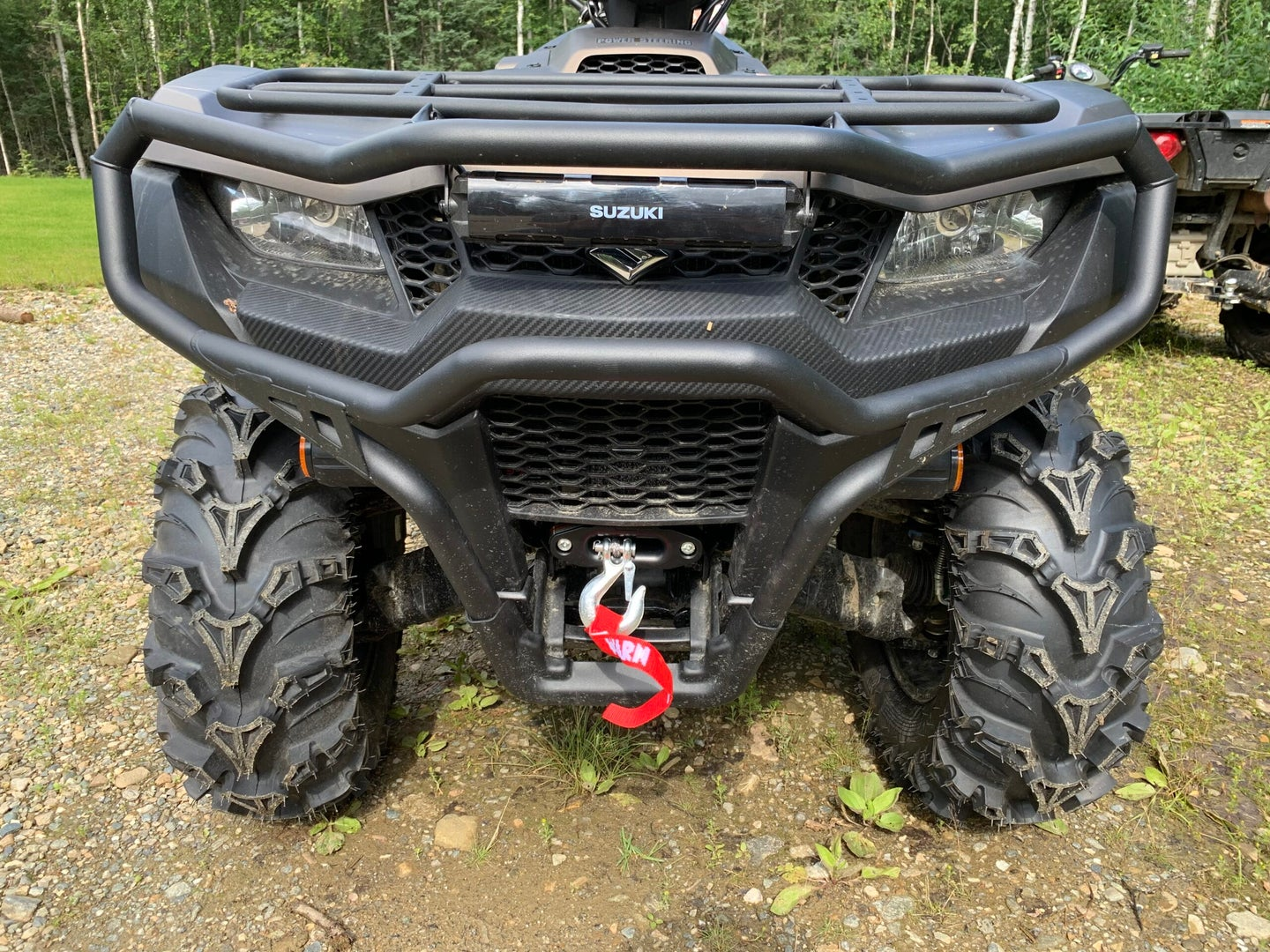 A good set of aftermarket tires will make you ATV perform at its best.